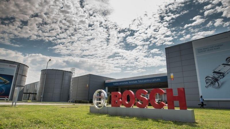 Vânzări în 2017 și planurile Bosch din 2018 – compania își întărește angajamentul față de educație și CSR
