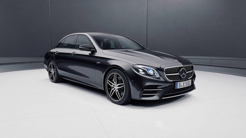 Mercedes-AMG E 53 sedan și break au motorizări mild-hybrid