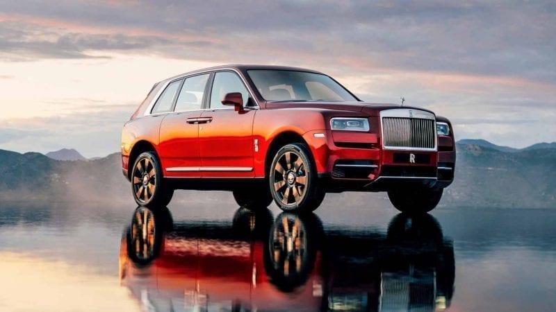 Rolls-Royce Cullinan a fost prezentat oficial. Toate detaliile despre primul SUV Rolls