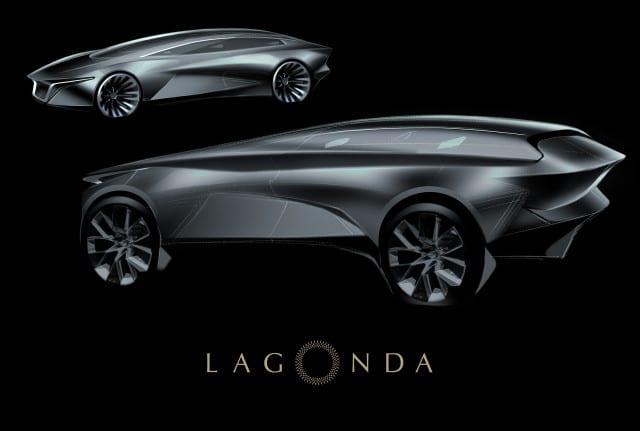 Primul model electric Aston Martin o să fie un SUV
