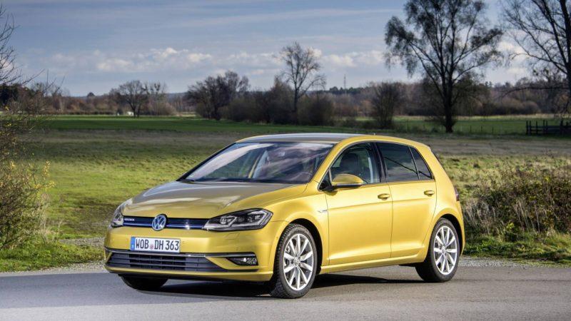 Tehnologie mild-hybrid la 48 de Volți pentru viitoarea generație Volkswagen Golf