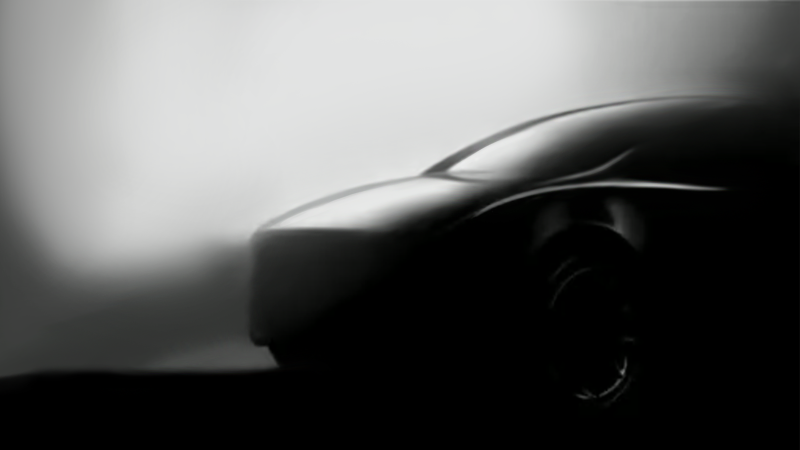 Teaser foto cu viitorul Tesla Model Y