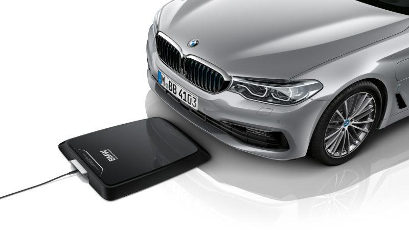 Încărcare prin inducție pentru BMW 530e iPerformance