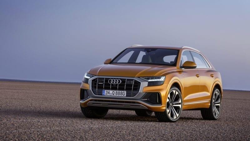 Audi Q8 a fost lansat oficial