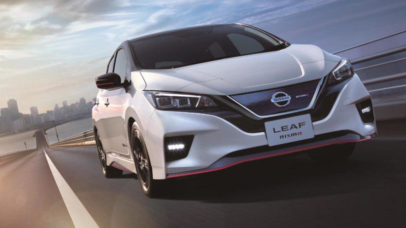 Nissan a prezentat Leaf Nismo