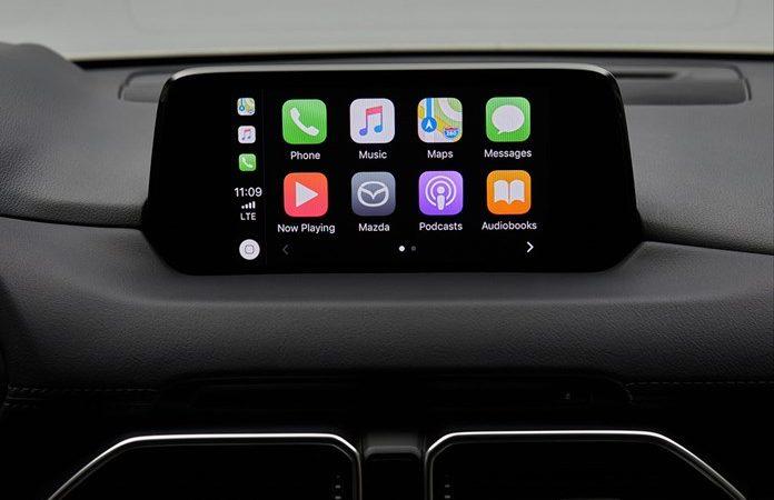 Mazda introduce Apple CarPlay și Android Auto pentru modelele echipate cu sistemul MZD Connect