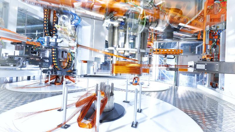 Audi a început producția de motoare electrice în Ungaria