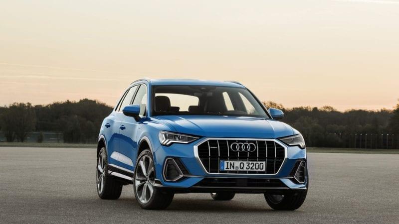 Faceți cunoștință cu noua generație Audi Q3