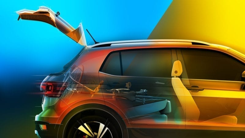 Volkswagen T-Cross – teaser video