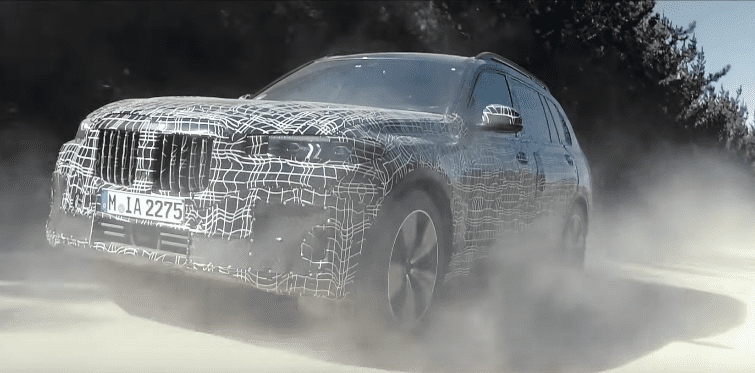 Noul BMW X7 este supus testelor de anduranţă în condiţii extreme