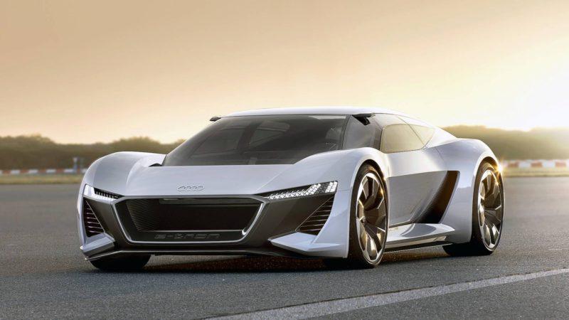 Audi PB18 e-tron este un concept electric cu 680 de cai putere