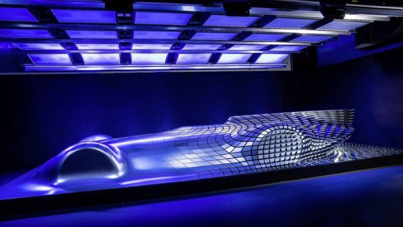 Teaser video cu viitorul concept Mercedes-Benz EQ Electric Silver Arrow