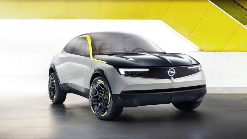 Opel a prezentat noul concept GT X Experimental