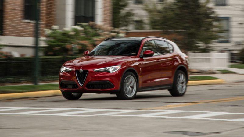 Viitoarele SUV-uri produse de Alfa Romeo vor avea versiuni electrificate