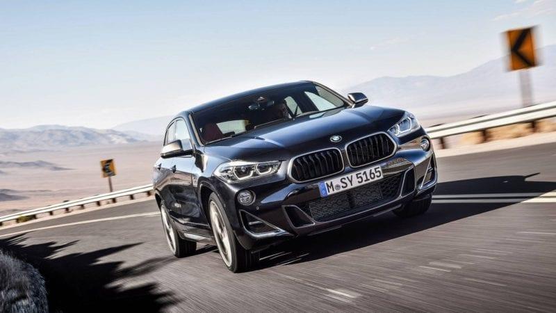 BMW X2 M35i are 306 cai putere