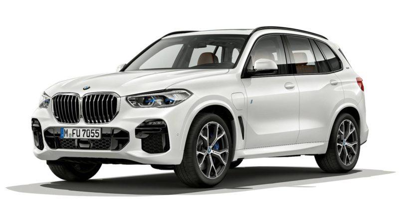 Noul BMW X5 xDrive45e iPerformance – performanțe mai bune și autonomie în modul electric de până la 80 de kilometri