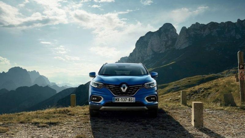 El este Renault Kadjar facelift