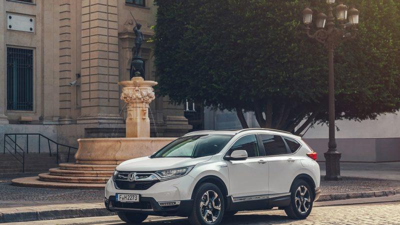 Honda a publicat datele de consum pentru noul CR-V Hybrid