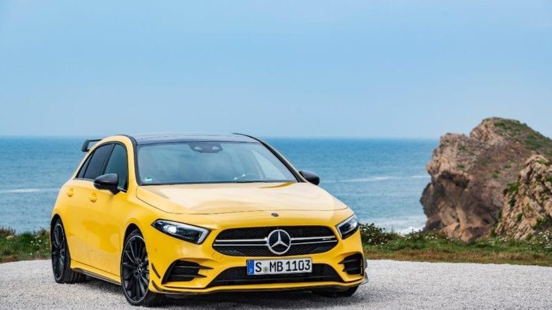 Mercedes-AMG A35 4Matic a fost prezentat oficial