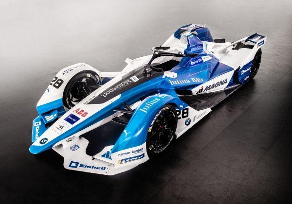 Debut in Formula E: BMW iFE.18 si echipa BMW i Andretti Motorsport au fost lansate la Munchen