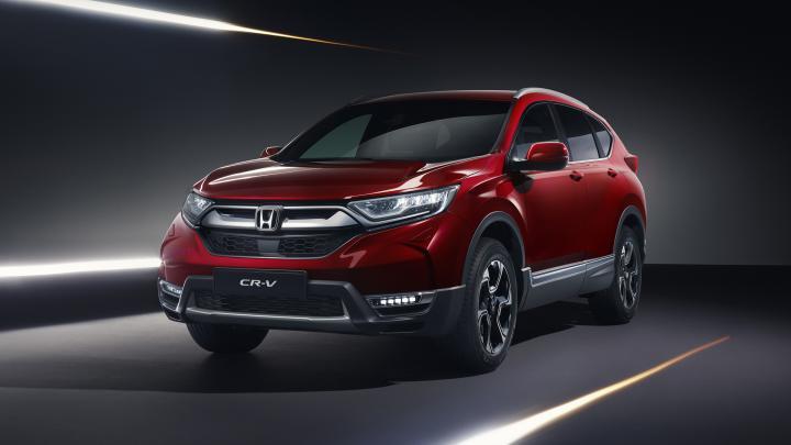 Informații despre viitorul Honda CR-V Hybrid