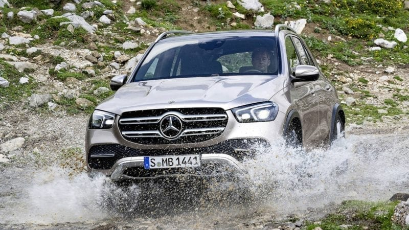 Mercedes-Benz a lansat noua generație GLE
