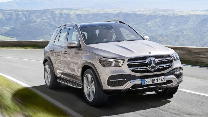 Mercedes-Benz a fost cel mai mare constructor premium din 2018