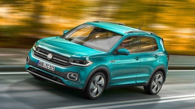 Volkswagen a prezentat noul SUV T-Cross