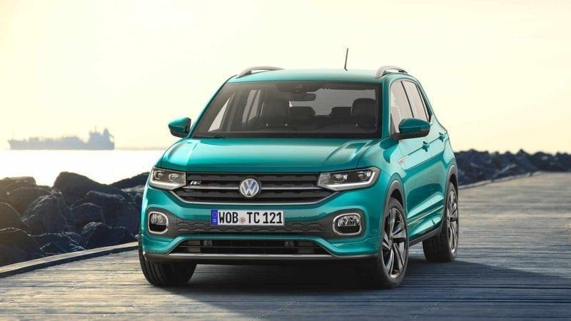 Volkswagen T-Cross a fost expus în Concept Store-ul din Plaza România. Modelul poate fi comandat online într-o ediție specială