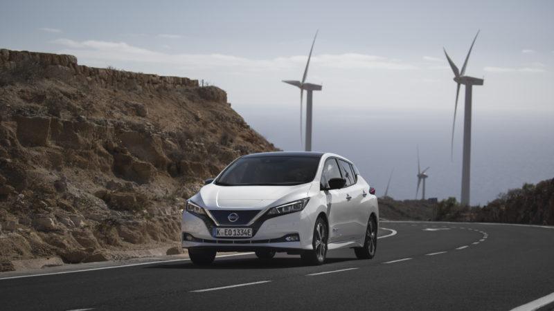 Nissan Leaf este cea mai vândută mașină electrică în 2018 din Europa
