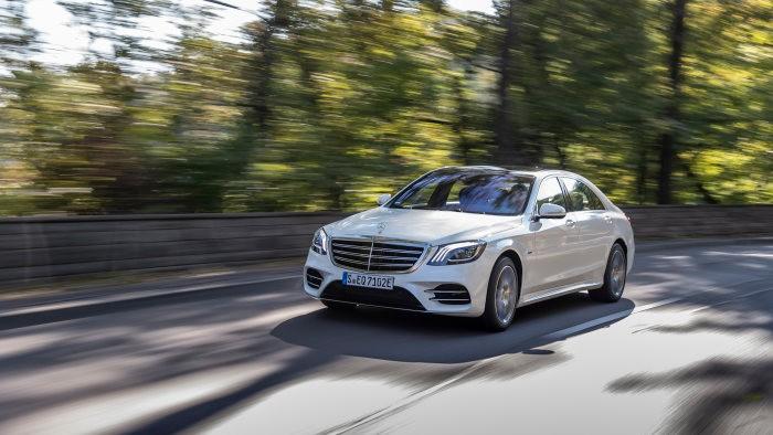 Mercedes-Benz Clasa S primește o variantă plug-in hybrid de 476 de cai putere