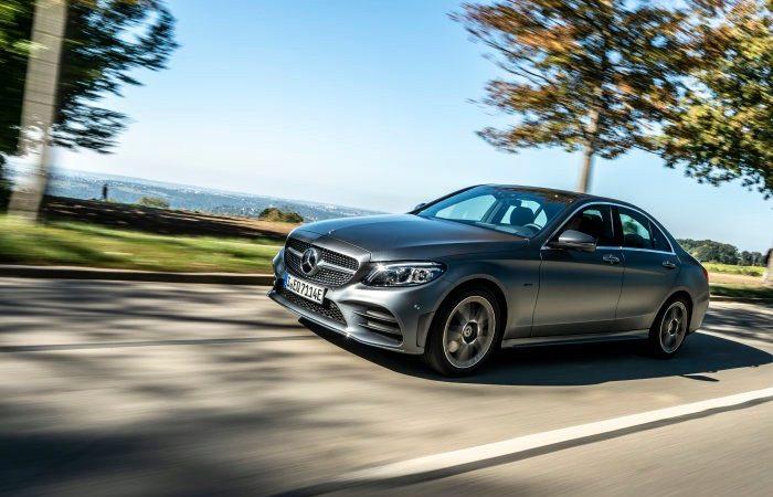 Mercedes-Benz Clasa C primește o variantă plug-in hybrid diesel de 306 de cai putere