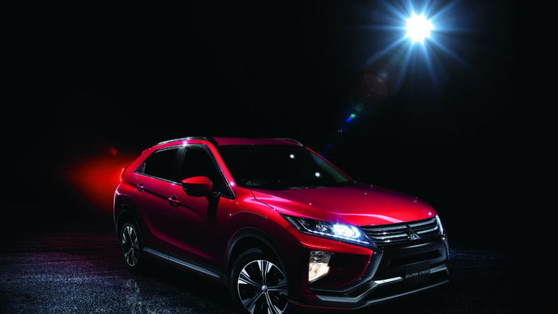 "Mitsubishi Eclipse Cross a câstigat premiul ""Good Design Award 2018"""