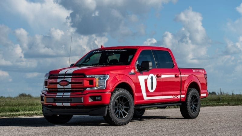 Hennessey Heritage F-150 – un pick-up cu haine legendare