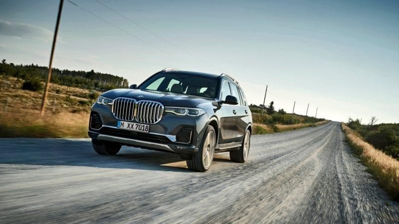 A fost prezentat noul BMW X7