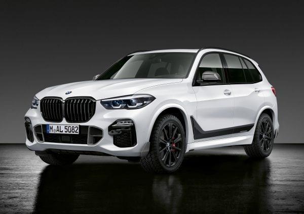 BMW a pregătit componente M Performance pentru noul X5