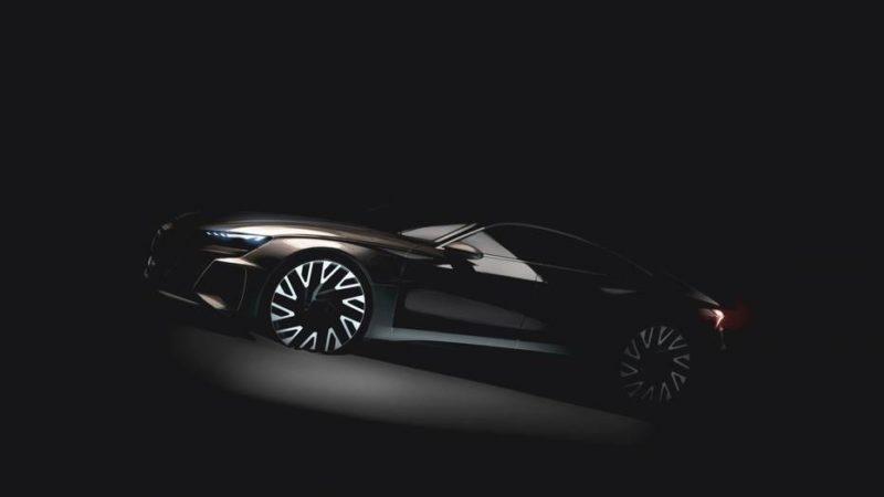 Informații noi despre viitorul model electric Audi e-tron GT