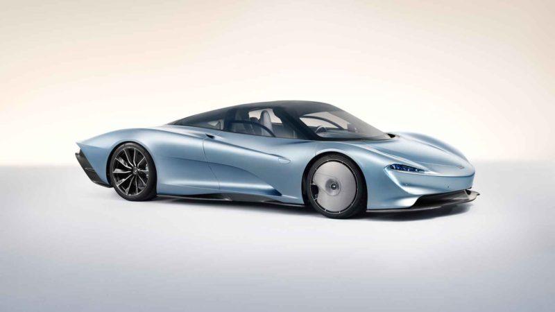 McLaren Speedtail – hypercar hibrid de 1.050 de cai putere