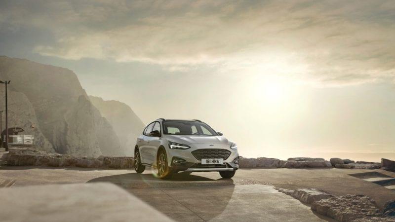Ford a publicat detalii noi despre Focus Active