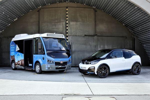 Turcii de la Karsan au prezentat un autobuz electric urban dezvoltat cu componente BMW i