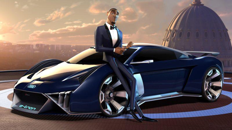 Audi creează primul său conceptcar pentru un film de animaţie hollywoodian