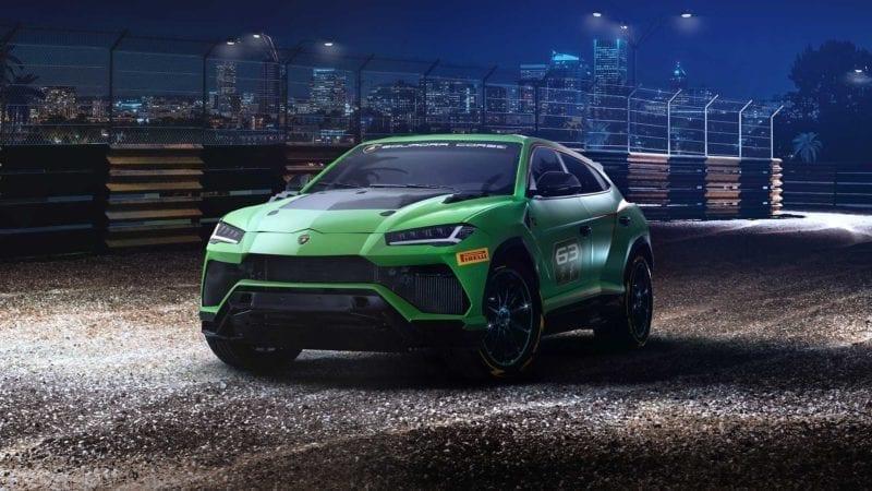 Lamborghini a prezentat Urus ST-X, un concept care anunță o competiție dedicată exclusiv SUV-ului de performanță