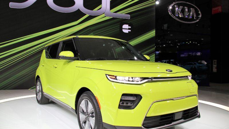Kia Soul a fost prezentat la Los Angeles. În Europa, modelul asiatic va fi oferit doar în varianta electrică