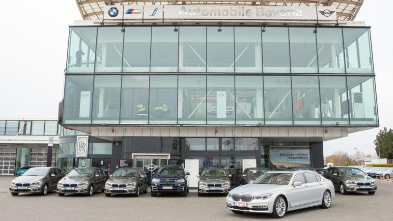 BMW a livrat cea mai mare flotă de PHEV din România