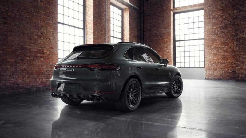 Porsche Macan S primește un pachet din partea Porsche Exclusive Manufaktur