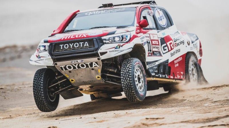 Nasser Al-Attiyah a câștigat Raliul Dakar 2019