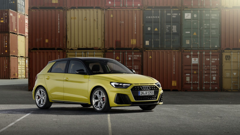 Noua generație Audi A1 Sportback pleacă de la 20.290 de euro cu TVA