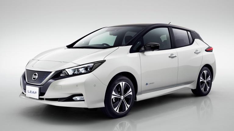 Nissan Leaf a primit o versiune cu putere și autonomie îmbunătățite