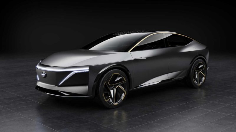 Nissan a expus la Detroit noul concept electric IMs
