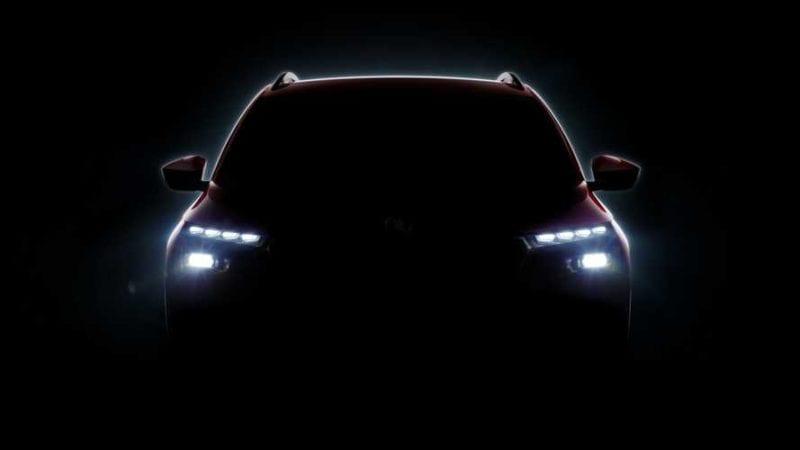 Skoda a publicat prima imagine teaser cu versiunea de serie a conceptului Vision X